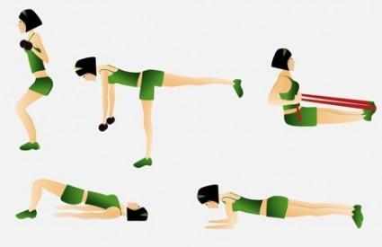 Vježbe za tijelo
