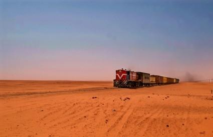 UAE planira graditi željeznicu u putinji