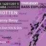 Trip to Zion organizira Bass Explosion 02 u Močvari