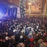 Doček Nove godine na gradskim trgovima širom Hrvatske