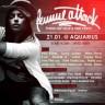 Femme Attack u Aquariusu 21. siječnja