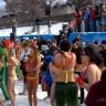 1750 ljudi plivalo u ledenom Dunavu