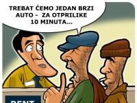 Karikatura dana by ZIG - veljača 2011