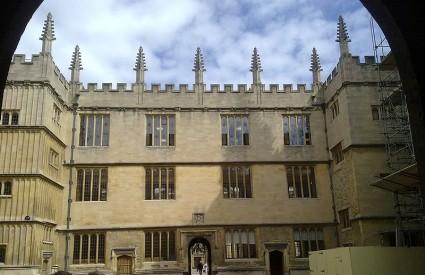 Knjižnica Bodleain