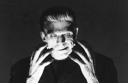 Dr. Frankenstein je za neke od ovih bio mala beba :)