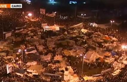 Hoće li se opet dizati šatori na Tahriru?
