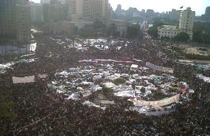Hoće li i suci naTahrir?
