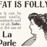 Proizvodi za mršavljenje iz 1900-ih