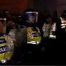 Policija počela mlatiti prosvjednike kod Markovog trga