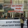 Branitelji na Trgu šokirani presudama Gotovini i Markaču