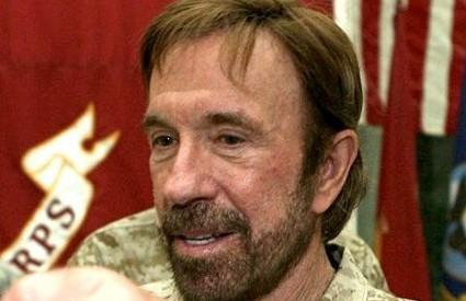 Chuck Norris danas slavi rođendan!