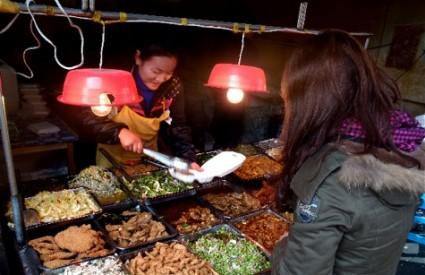 Fast Food u Šangaju