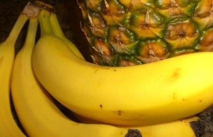Ananas i banana - dva odlična afrodizijaka