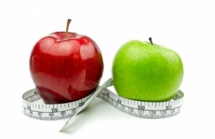 Jabuke su sjajan odabir