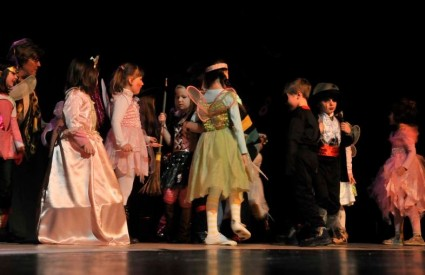 Prošlogodišnji dječji karneval na Trešnjevci