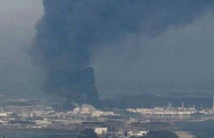 Eksplozija japanske nuklearke