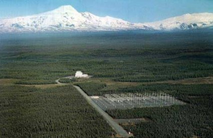 HAARP (Teslino oružje) na Aljasci