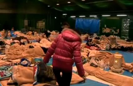 Evakuirano stanovništvo