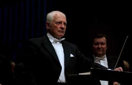 Leopold Hager sa Zagrebačkom filharmonijom