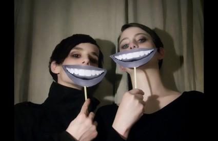 Lažni osmijesi nisu dobri