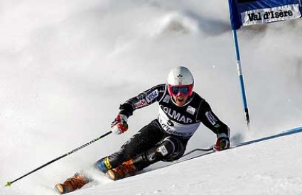 Ted Ligety do zlata