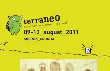 Terraneo festival u Šibeniku