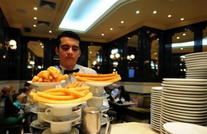 Madridski restoran