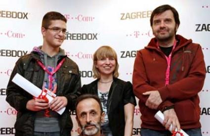 Dobitnici priznanja ZagrebDoxa