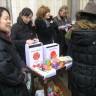 Zagrepčani se odazvali i donirali za Japan pred Katedralom