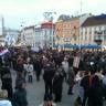 Prosvjed protiv vlade u petak uz potporu sindikata
