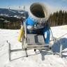 Skijanje za bedake na Sljemenu