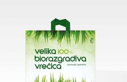 Biorazgradiva vrećica