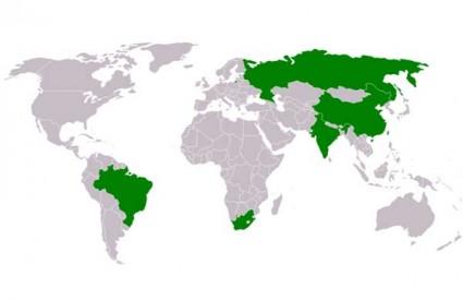 Zemlje BRICS-a