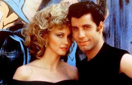 Olivia Newton John i John Travolta