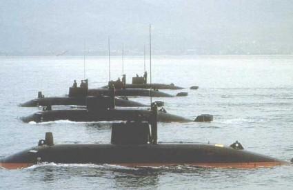 Džepne podmornice u akciji