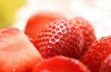 Slasne i zdrave jagode