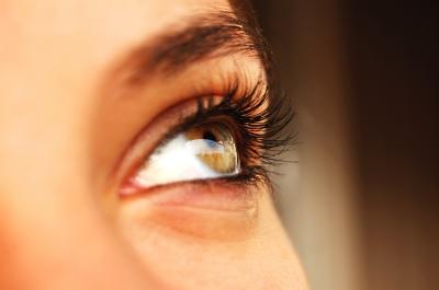 U očima se stvarno vidi sve