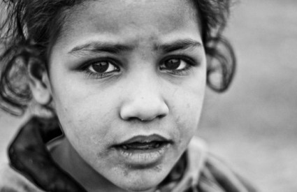 Siromaštvo je jedna od najvećih neprijatelja djece
