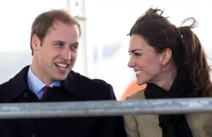 Wiiliam i Kate u čednom izdanju