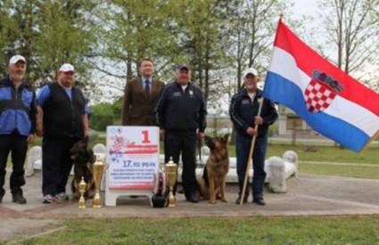 Hrvatski psi tragači najbolji na svijetu