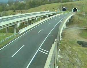 Tunel Rožman brdo