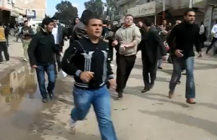 Sirija je i dalje u plamenu