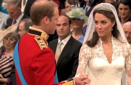 Vjenčanje princa Williama i Kate Middleton odraz je jednoga novog vremena