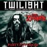 Twilight party u povodu turneje Roba Zombia