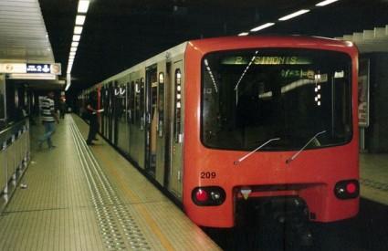 Bruxelleski metro