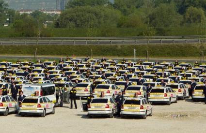 taksisti novog zagrebačkog koncesionara boje se za vlastiti život
