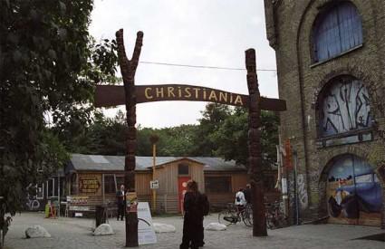 Christiania je najpoznatiji i najdugovječniji skvot na svijetu