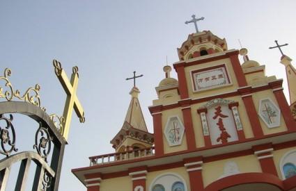 Katolička crkva u Kini