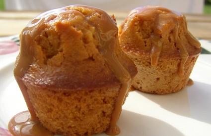 Napravite muffine od mrkve