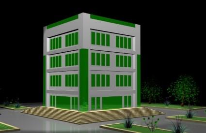 Zelena eko zgrada